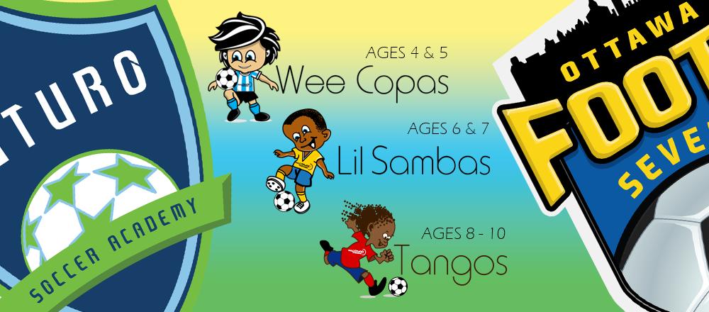 Lil Sambas Soccer Age 4-10