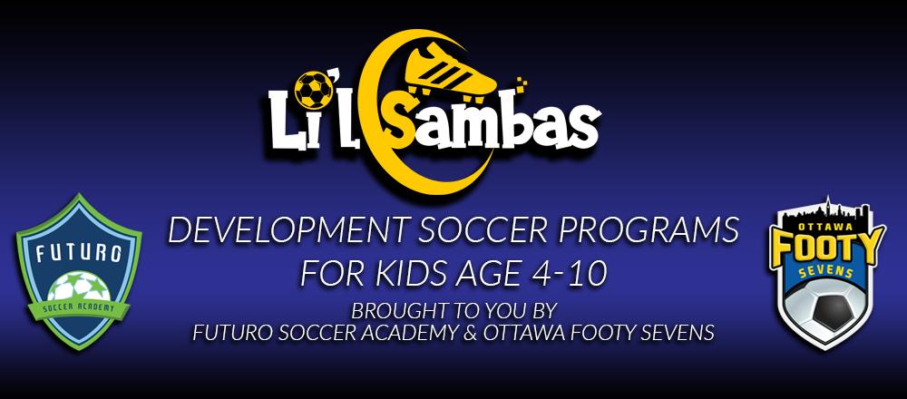 Lil Sambas Soccer Leagues Ottawa